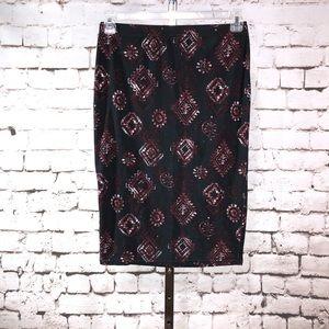 Hot Kiss Pencil Skirt